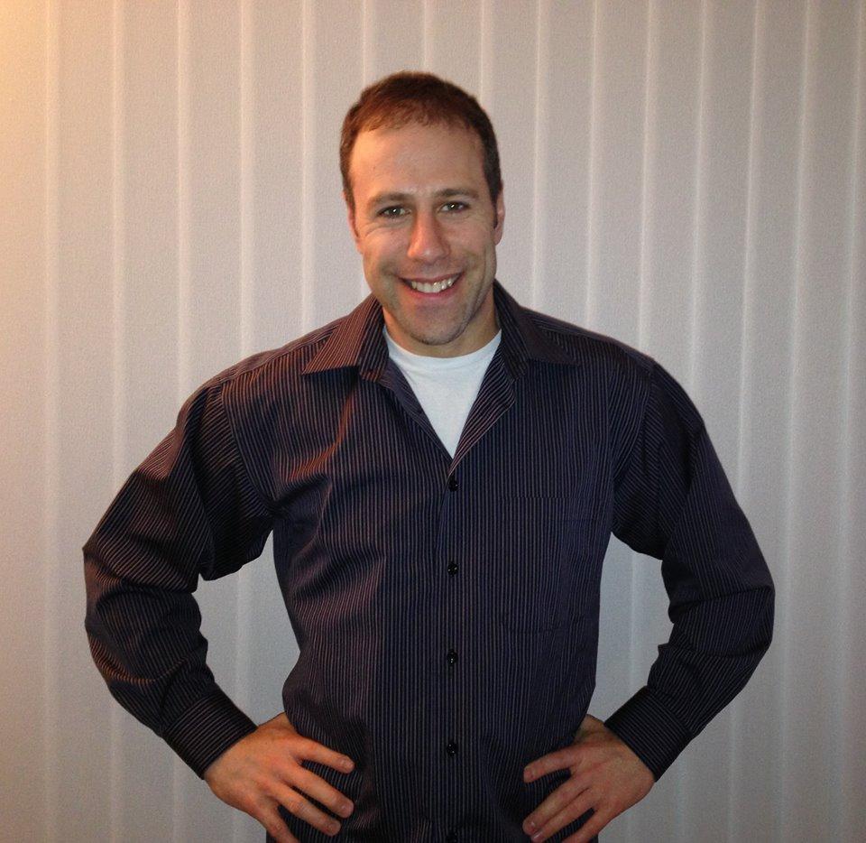 Chris Nihmey Author Mental Health Advocate Ottawa