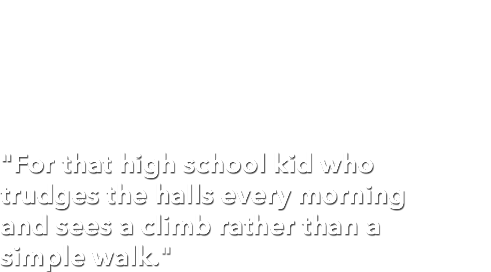 hallway-text