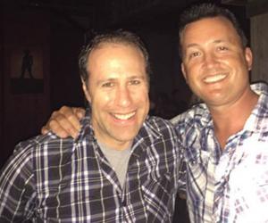Chris Nihmey and Sean Haughian